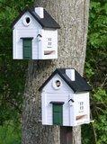 vogelhuisjes wildlife garden