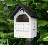 vogelhuis roodborstje