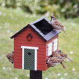 vogelvoederhuisjes