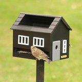 Wildlife Garden paal voor voederhuis/vogelhuis_