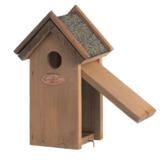 vogelhuisje bitumen dakje