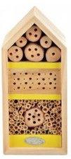 Insectenhotel geel