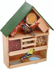 Vogelvoederhuis multifunctioneel 9-in-1