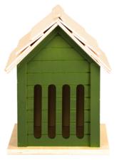 Vlinderhuisje groen