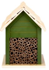 Bijenhuisje groen
