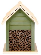 Bijenhuisje oud groen
