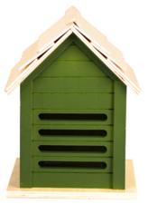 Lieveheersbeestjes huis groen