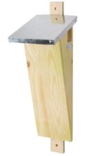 Nestkastje voor boomkruiper/boomklever