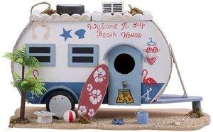 Nestkastje caravan Beach house