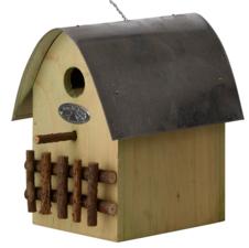 Vogelhuisje boerderij naturel
