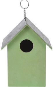 vogelhuisje groen