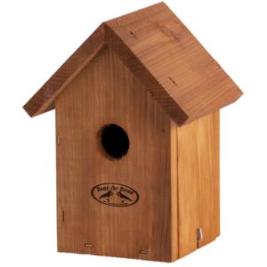vogelhuisje nestkastje douglas hout