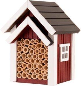 bijenkastje bijenhuisje wildlife garden