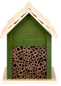 bijenkastje donkergroen