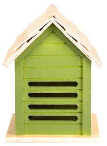 lieveheersbeestjes huis groen 1