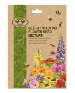 bloemen zaad bijen