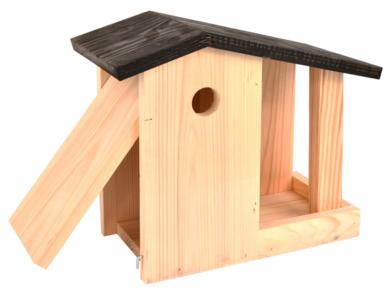 vogelhuisje voederhuisje